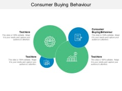 Consumer Buying Behaviour Ppt PowerPoint Presentation Infographic Template Background Designs Cpb