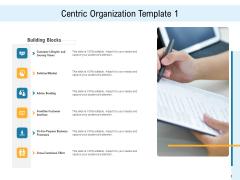 Consumer Centric Promotion Centric Organization Template Customer Ppt Layouts Smartart PDF