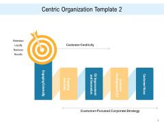 Consumer Centric Promotion Centric Organization Template Innovation Ppt Ideas Slides PDF