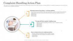Consumer Complaint Handling Process Complaint Handling Action Plan Structure PDF