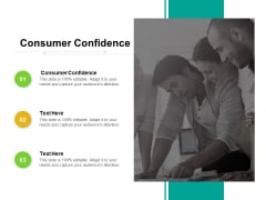 Consumer Confidence Ppt PowerPoint Presentation Slides Background Image Cpb Pdf