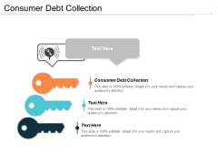 Consumer Debt Collection Ppt PowerPoint Presentation Layouts Model Cpb