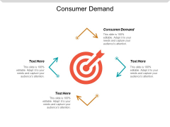 Consumer Demand Ppt PowerPoint Presentation Styles Slide Portrait Cpb