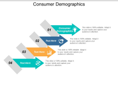 Consumer Demographics Ppt PowerPoint Presentation Model Good Cpb