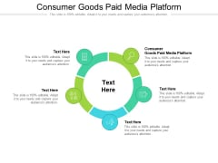 Consumer Goods Paid Media Platform Ppt PowerPoint Presentation Ideas Format Cpb Pdf