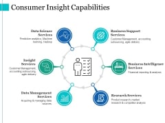 Consumer Insight Capabilities Ppt PowerPoint Presentation Styles Example Introduction