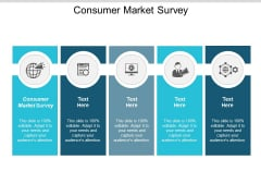 Consumer Market Survey Ppt PowerPoint Presentation Gallery Ideas