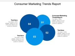 Consumer Marketing Trends Report Ppt PowerPoint Presentation Pictures Sample Cpb