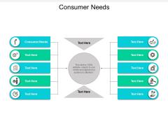 Consumer Needs Ppt PowerPoint Presentation Portfolio Images Cpb