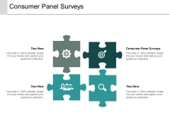 Consumer Panel Surveys Ppt PowerPoint Presentation Summary Design Templates Cpb