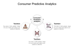 Consumer Predictive Analytics Ppt PowerPoint Presentation Gallery Picture Cpb