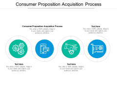 Consumer Proposition Acquisition Process Ppt PowerPoint Presentation Infographics Topics Cpb Pdf