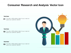 Consumer Research And Analysis Vector Icon Ppt PowerPoint Presentation File Graphics Download PDF