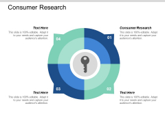 Consumer Research Ppt PowerPoint Presentation Model Master Slide Cpb