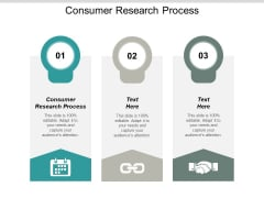 Consumer Research Process Ppt PowerPoint Presentation Layouts Slide Cpb