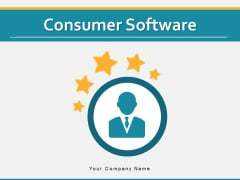 Consumer Software Strategy Social Media Ppt PowerPoint Presentation Complete Deck