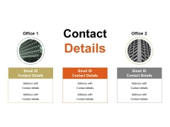 Contact Details Ppt PowerPoint Presentation Ideas Background Image