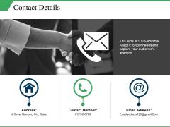Contact Details Ppt PowerPoint Presentation Portfolio Slideshow