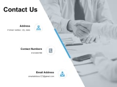 Contact Us Management Ppt PowerPoint Presentation Outline Example