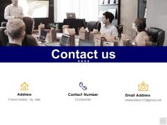 Contact Us Management Ppt PowerPoint Presentation Outline Graphics Design