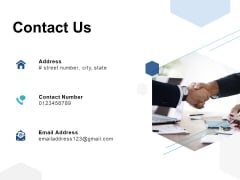Contact Us Management Ppt PowerPoint Presentation Outline Images
