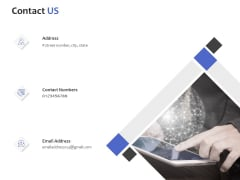Contact Us Management Ppt PowerPoint Presentation Pictures Summary