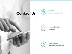 Contact Us Management Ppt PowerPoint Presentation Show Examples