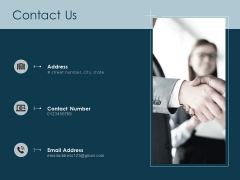 Contact Us Management Ppt PowerPoint Presentation Styles Example Topics