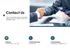 Contact Us Management Ppt PowerPoint Presentation Visual Aids Portfolio