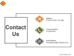Contact Us Ppt PowerPoint Presentation Ideas Smartart