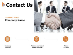 Contact Us Ppt PowerPoint Presentation Inspiration Model