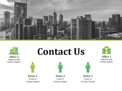Contact Us Ppt PowerPoint Presentation Styles
