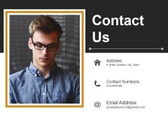 Contact Us Ppt PowerPoint Presentation Summary Graphics