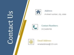 Contact Us Ppt PowerPoint Presentation Summary Images