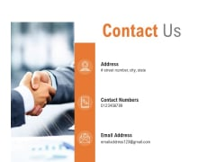 Contact Us Ppt PowerPoint Presentation Summary Show