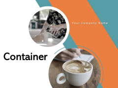 Container Winning Trophy Individual Ppt PowerPoint Presentation Complete Deck