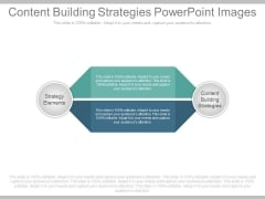 Content Building Strategies Powerpoint Images