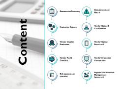 Content Business Management Ppt PowerPoint Presentation Professional Master Slide