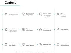 Content Competition Market Ppt PowerPoint Presentation Icon Files