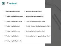 Content Components Management Ppt PowerPoint Presentation Outline Portrait