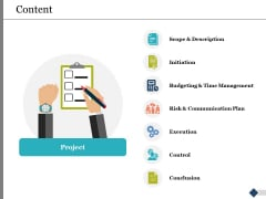 Content Conclusion Ppt PowerPoint Presentation Icon Information