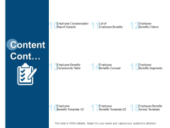 Content Cont Segment Ppt PowerPoint Presentation Summary Templates