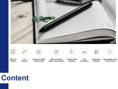 Content Digital Transformation Ppt PowerPoint Presentation File Gallery