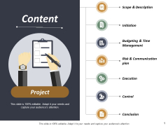 Content Execution Ppt PowerPoint Presentation File Designs