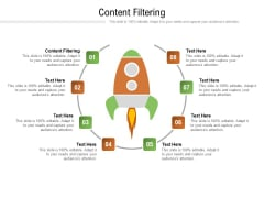 Content Filtering Ppt PowerPoint Presentation Infographics Slides Cpb Pdf