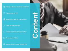 Content Fundamentals Ppt PowerPoint Presentation Infographics