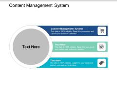 Content Management System Ppt PowerPoint Presentation Infographics Aids Cpb