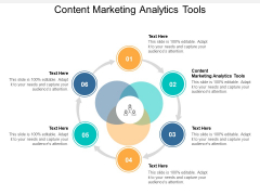 Content Marketing Analytics Tools Ppt PowerPoint Presentation Portfolio Vector Cpb