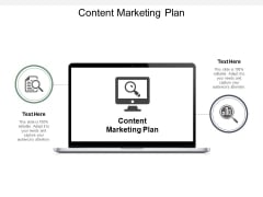 Content Marketing Plan Ppt PowerPoint Presentation Portfolio Examples Cpb