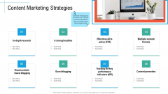 Content Marketing Strategies Initiatives And Process Of Content Marketing For Acquiring New Users Topics PDF